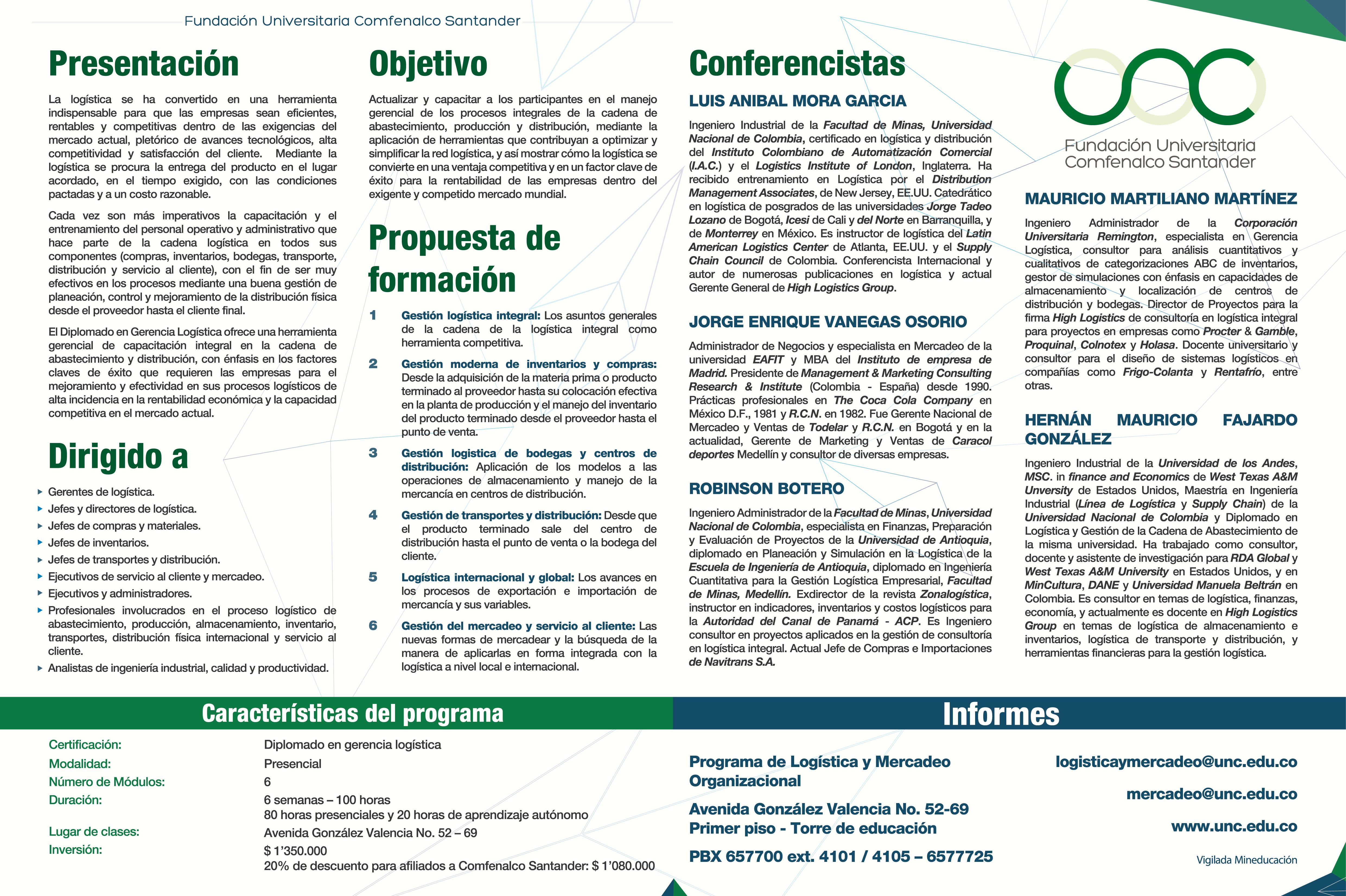 Fundación Universitaria Comfenalco Santander